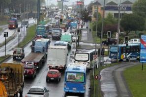 Concepción laboratorio urbano de transportes