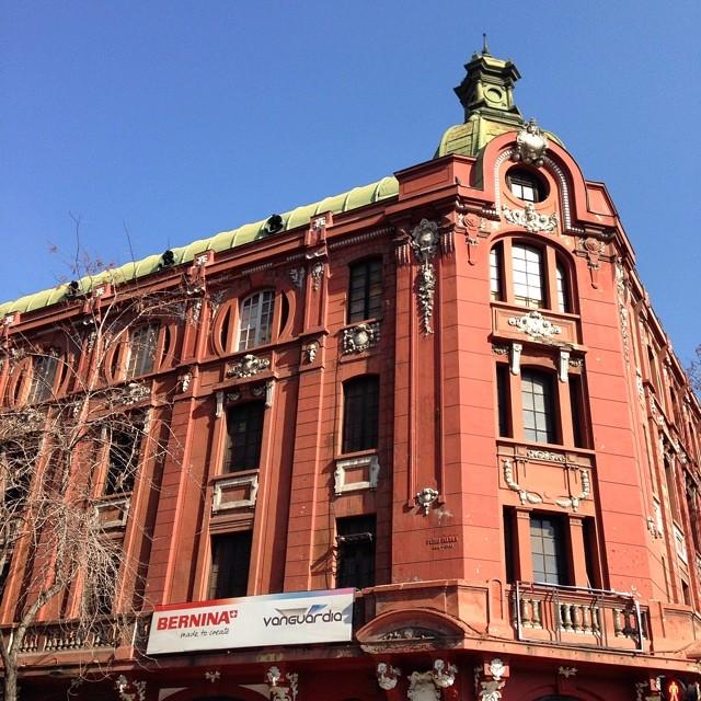 Edificio de la Protección Mutua. © RiveraNotario, vía Flickr.