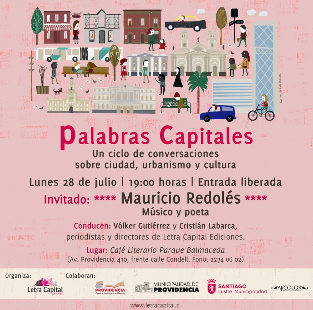 Palabras Capitales_Mauricio Redoles