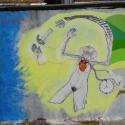 Mural Dia de la Mujer de Gery