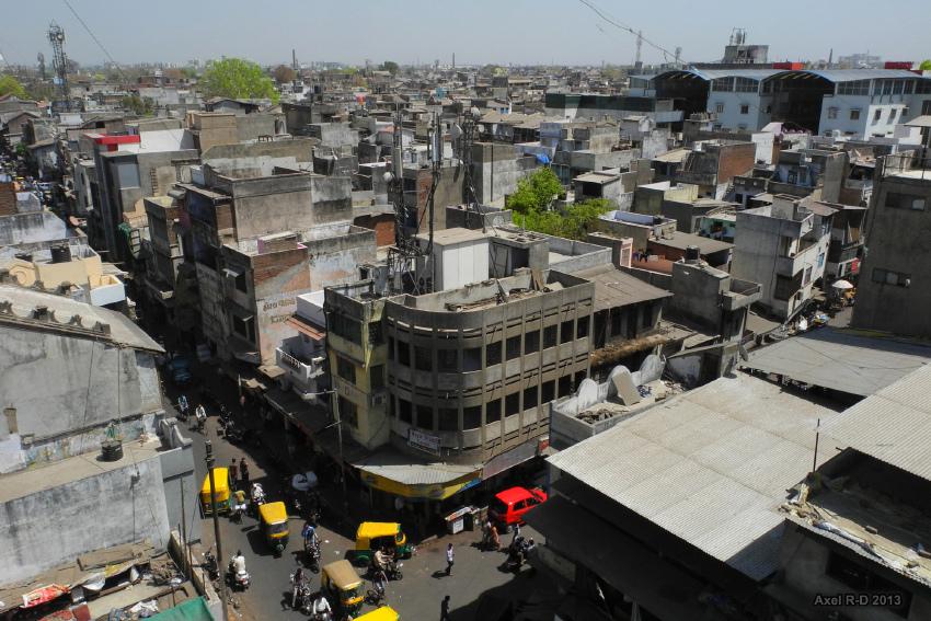 Ahmedabad, India © -AX- vía Flickr