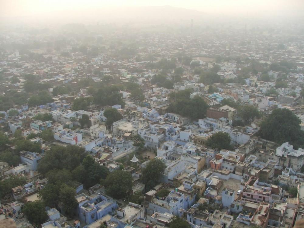 Gwalior, India © stewartmorris en Flickr