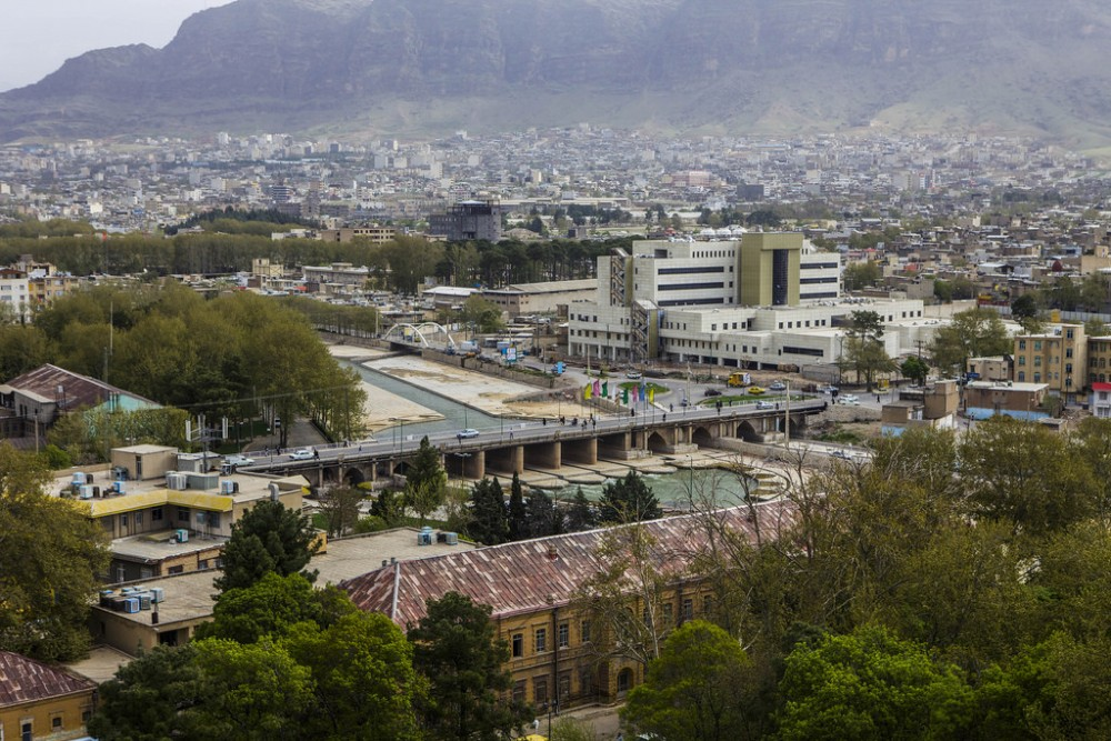 Jorramabad, Irán © ninara, vía Flickr