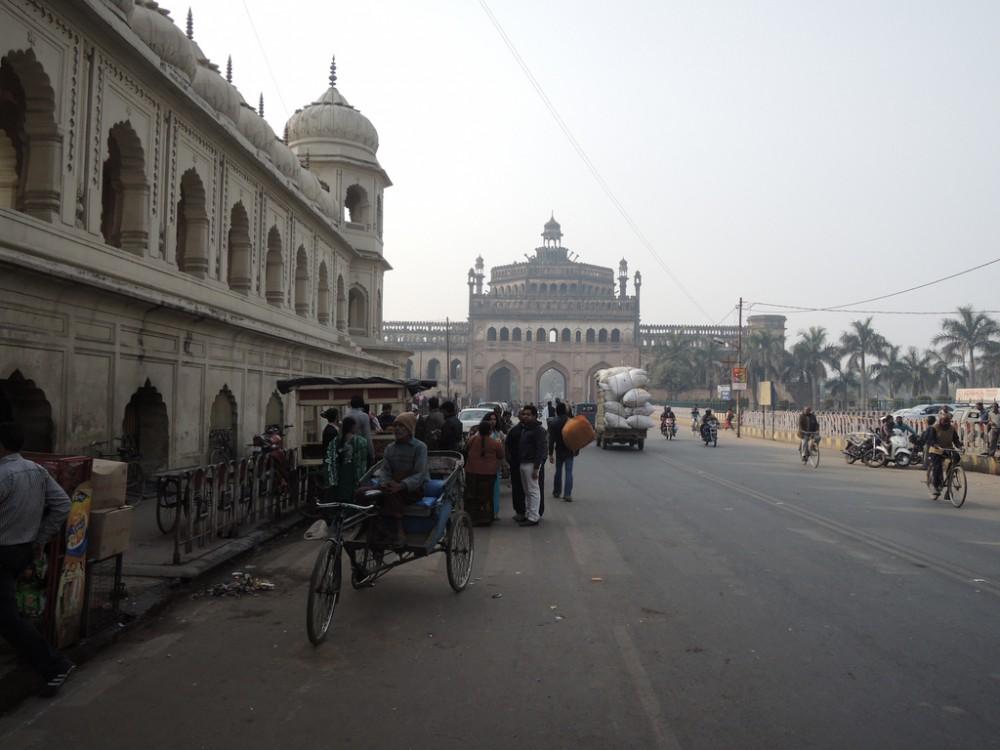 Lucknow, India © BOMBMAN, via Flickr