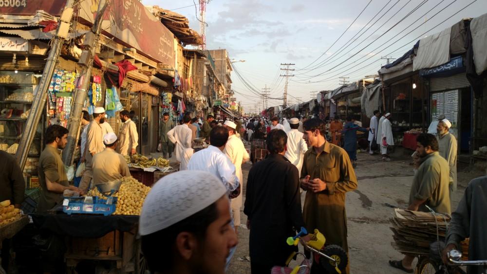 Peshawar, Pakistán. © Wikipedia