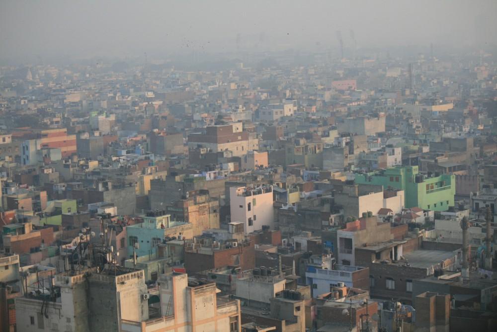 Nueva Delhi, India © jepoirrier, Flickr.