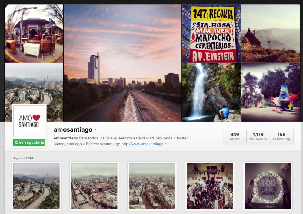 Instagram amosantiago