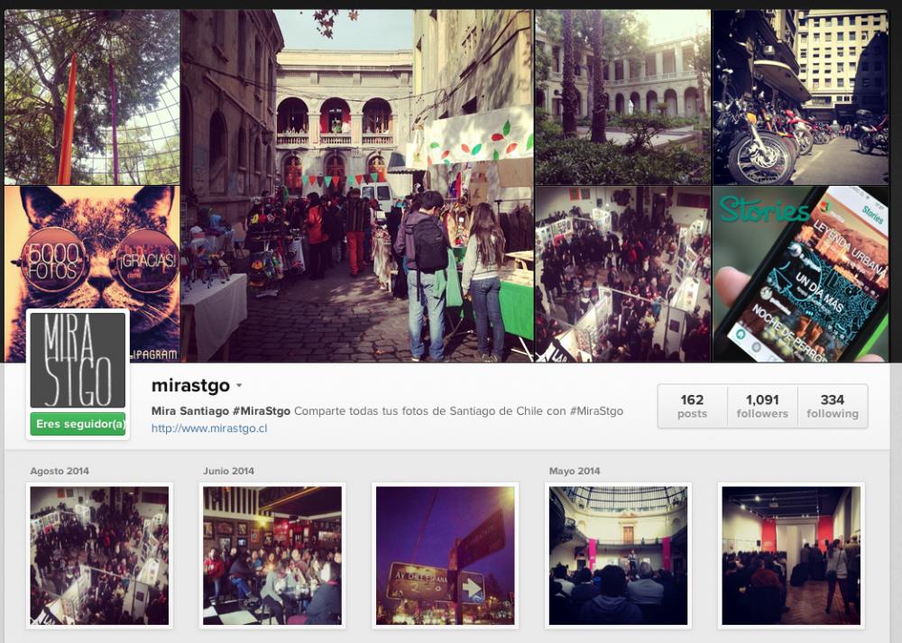 Instagram mirastgo