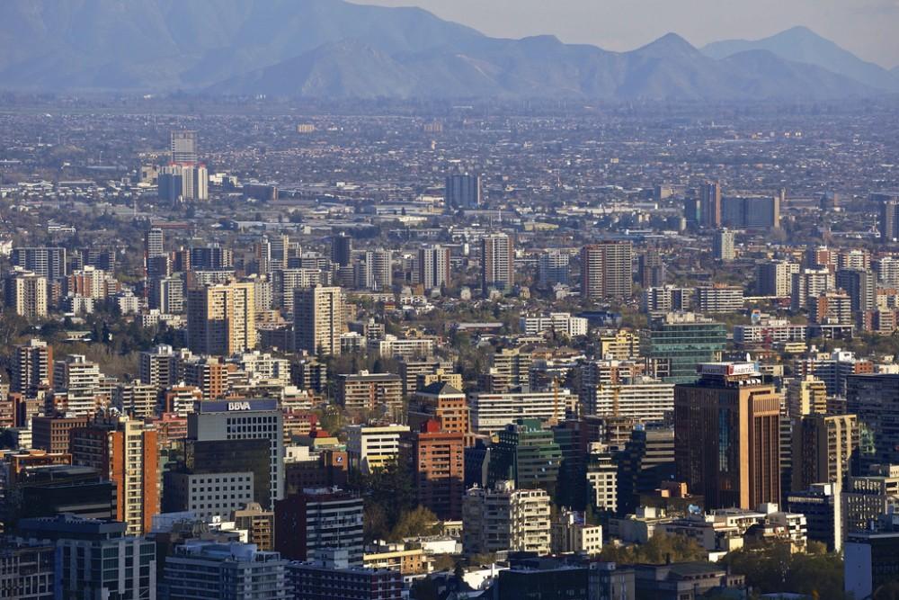 Santiago de Chile. © alobos Life, vía Flickr.