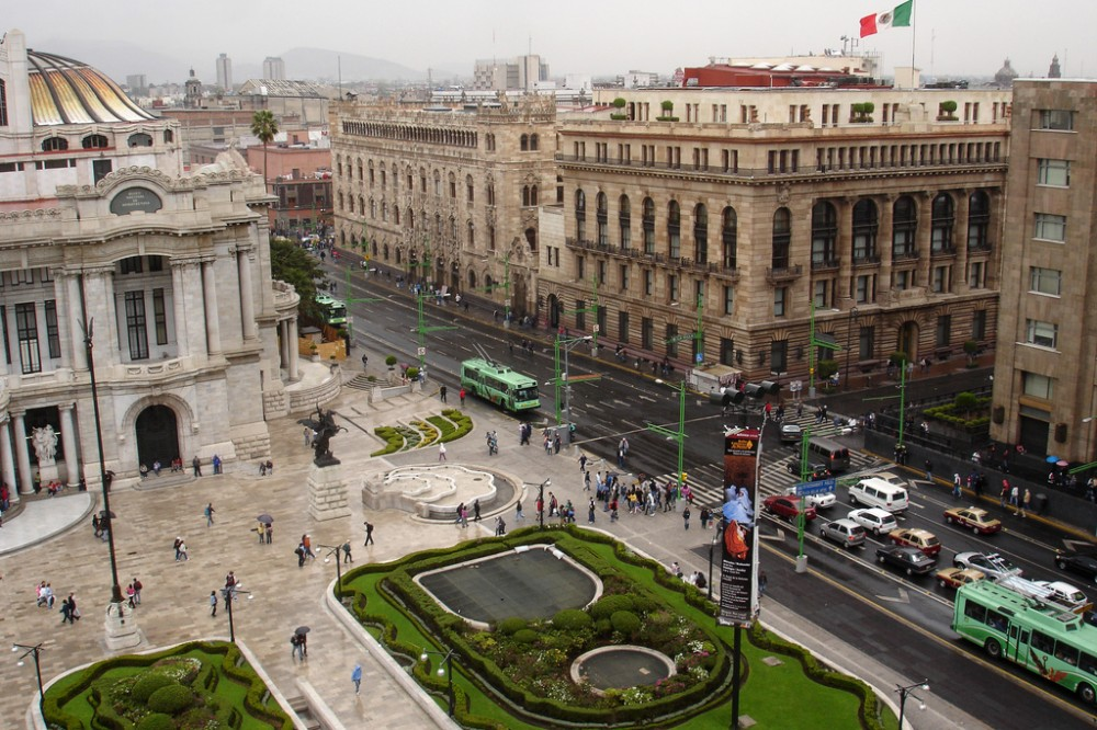 Ciudad de México © Omar Omar, vía Flickr.