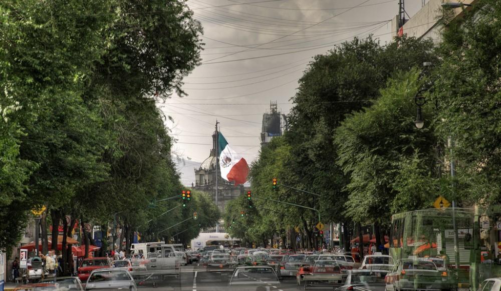 Ciudad de México © Eneas, vía Flickr.