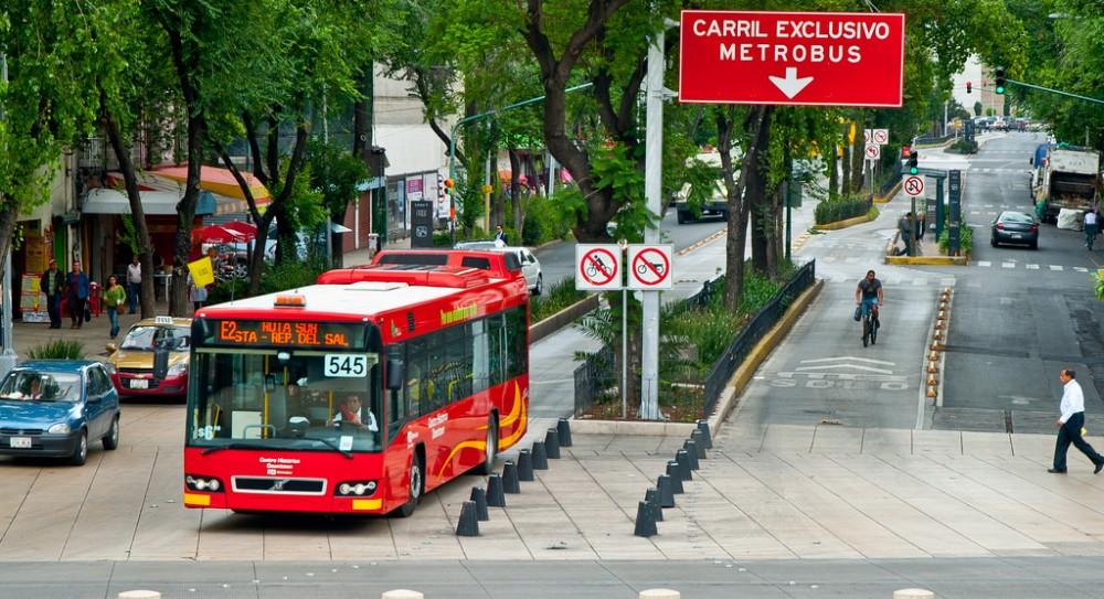 Ciudad de México. ©  City Clock Magazine, vía Flickr.