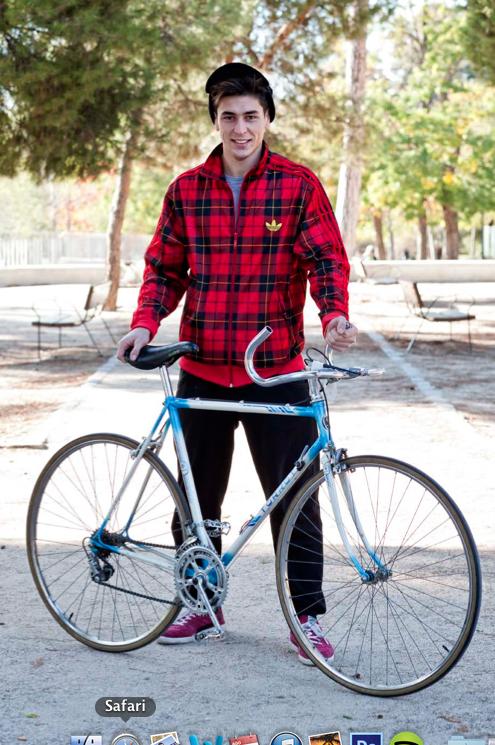 Ciclistas Urbanos 1