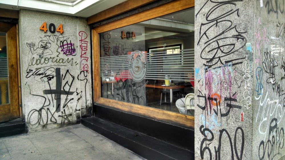 Barrio Bellas Artes. Cortesía Santiago Mío.