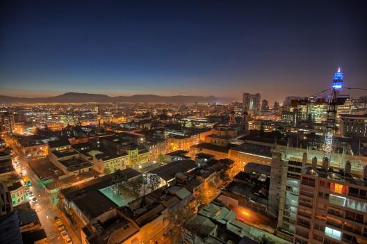 Santiago Centro © Lihor Gurvich