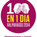 """""""100 en 1 Día Valparaíso 2014″ abre inscripción de intervenciones urbanas"""