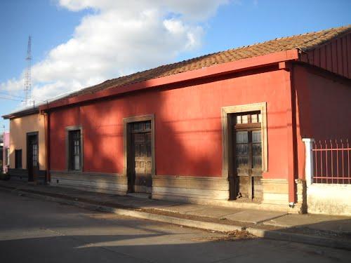Casa Natal de Violeta Parra