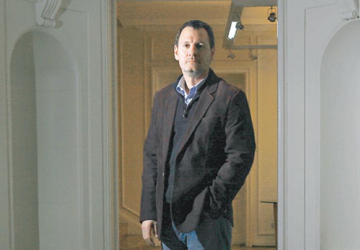 Raphael Bergoeing ex presidente Metro de Santiago