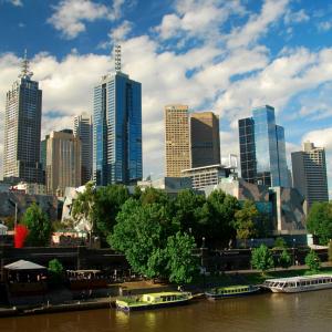 Melbourne es la mejor ciudad para vivir según la UIE. © paolo_rosa, vía Flickr