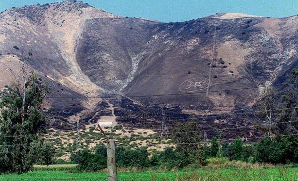 Cerro Chena San Bernardo