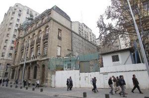 edificio Cocheras