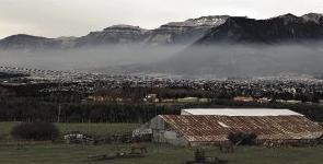 Contaminación ambiental en Coyhaique