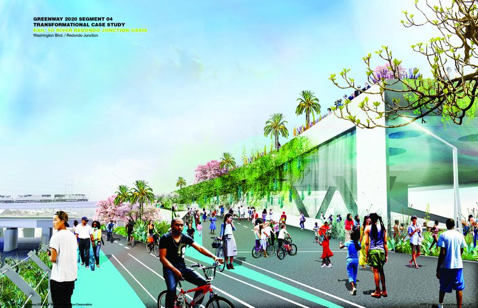 Greenway 2020 Los Angeles por WeAreTheLArivercorp Flickr 5