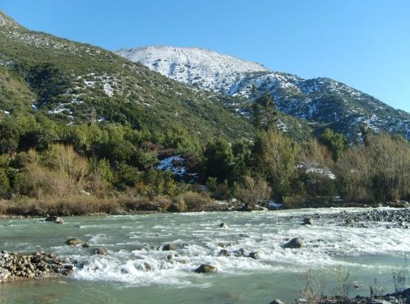 río maipo
