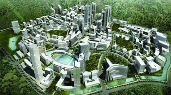 100 Smart Cities India