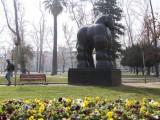 """""""El Caballo"""" de Fernando Botero © Andrea Manuschevich para Plataforma Urbana"""