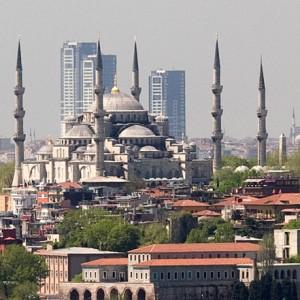 demolicion rascacielos estambul turquia