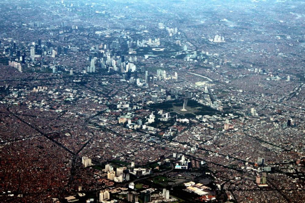 Yakarta, Indonesia © Prayitno, vía Flickr.