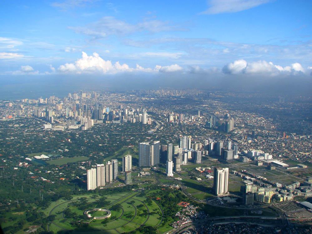 Manila, Filipinas © Storm Crypt, vía Flickr.