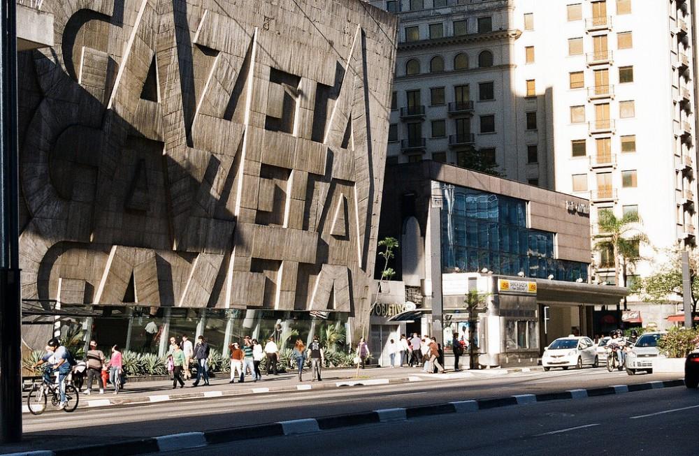 Sao Paulo, Brasil. © mlsirac, vía Flickr.