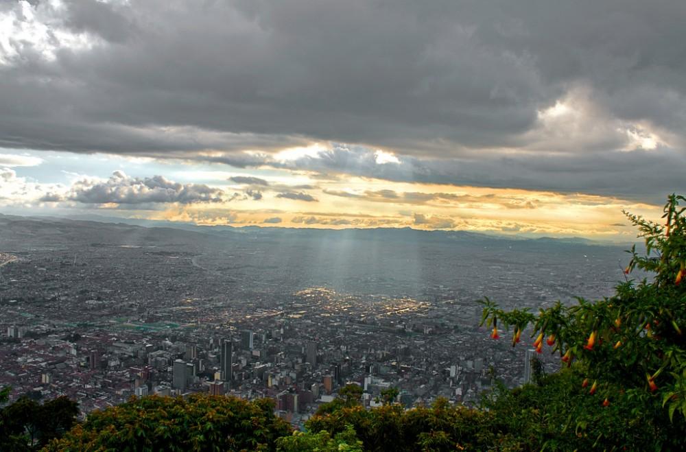 Bogotá, Colombia. © Tijs Zwinkels, vía Flickr.
