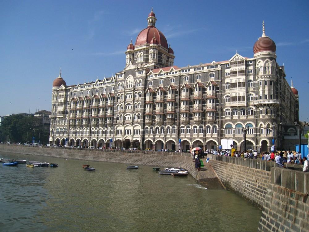 Bombay, India. © betta design, vía Flickr.