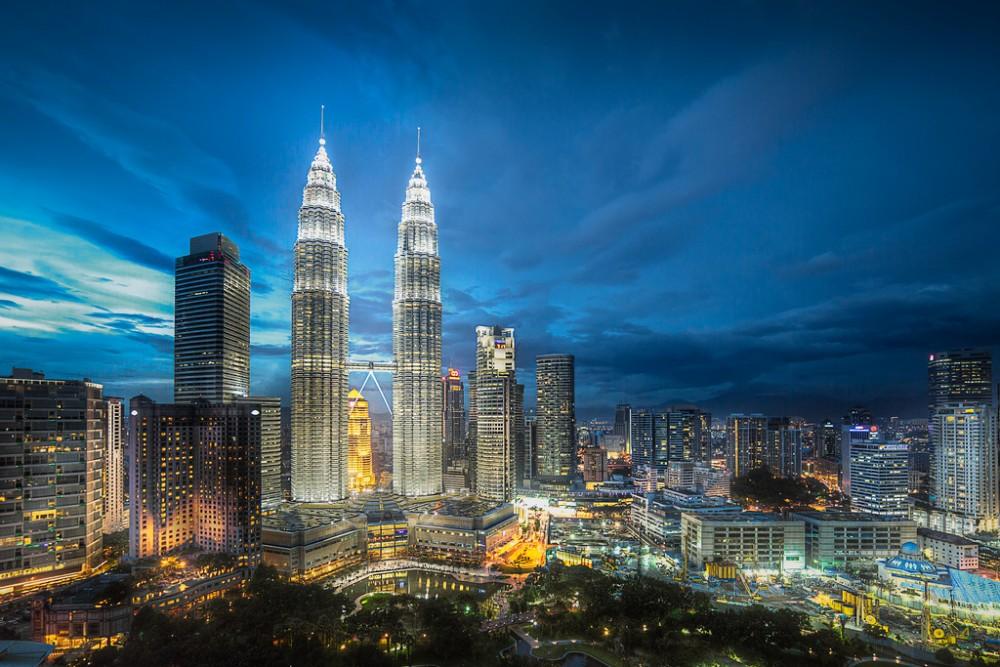 Kuala Lumpur, Malasia. © iwillbehomesoon, vía Flickr.