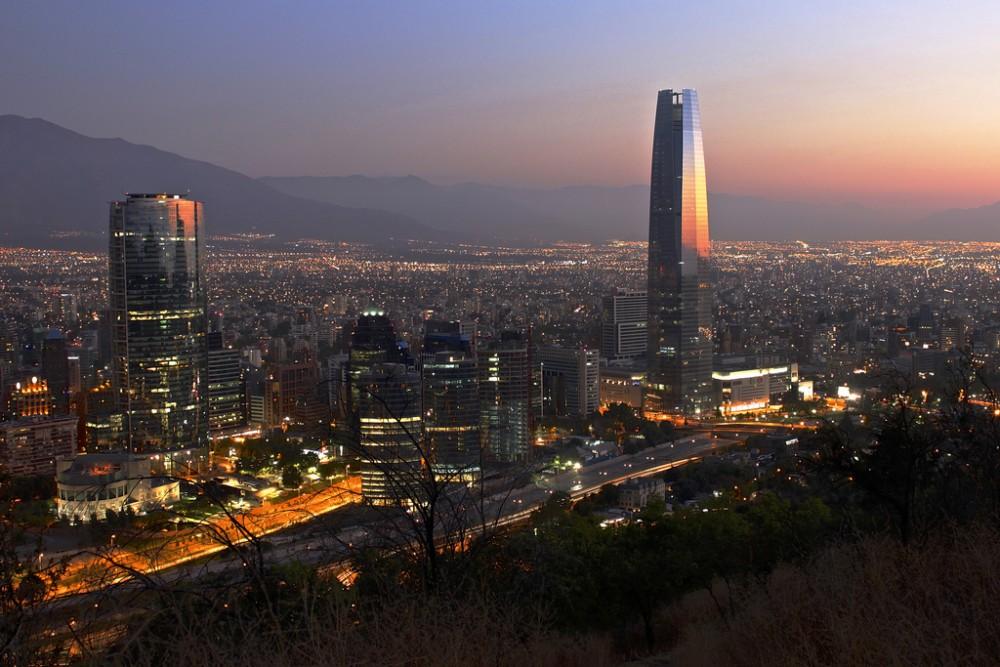 Santiago de Chile © alobos Life, vía Flickr.