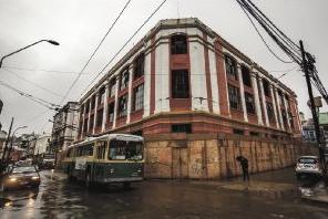 Mercado Puerto Valparaíso restauración