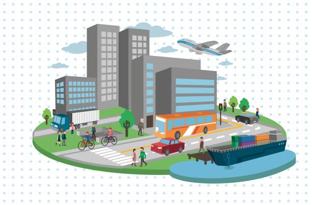 Estrategia de Ciudad Inteligente para el Transporte Chile 2020