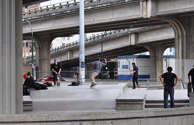 Vancouver Skate Plaza (Vancouver, Canadá)