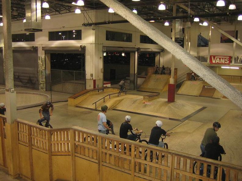 Vans Skatepark (Orange, California, EE.UU.)