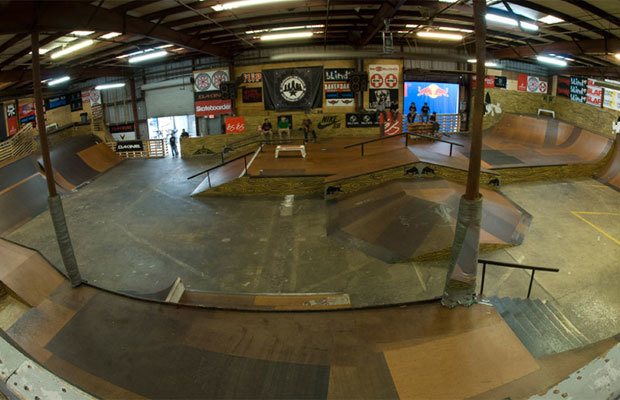 Skatepark de Tampa (Tampa, Florida, EE.UU.)