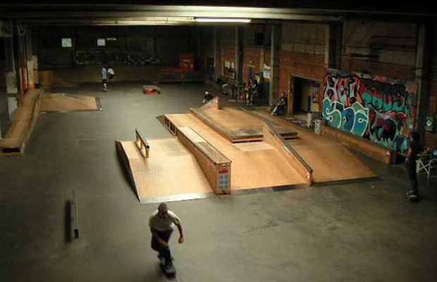 Zumiez Skatepark