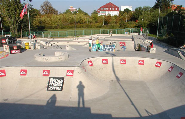 Strasnice Skatepark
