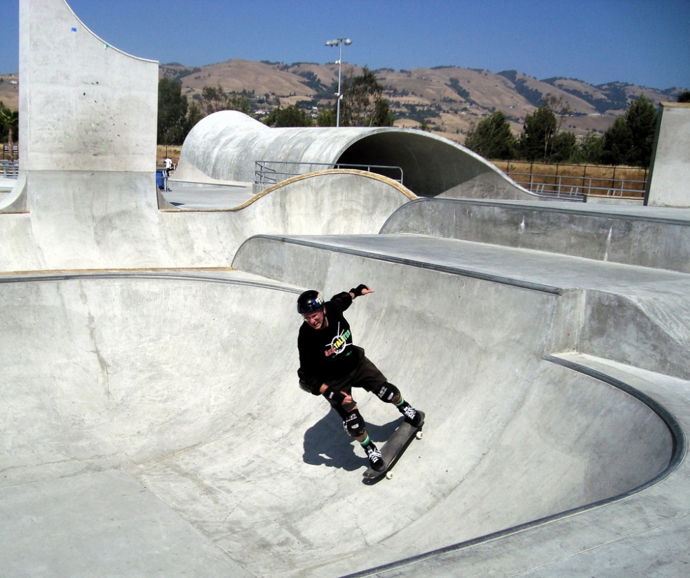 Lake Cunningham Regional Skate Park © milesgehm, vía Flickr