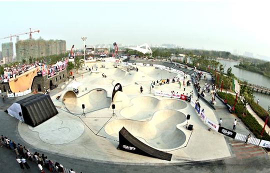 Fuente: SMP Skatepark