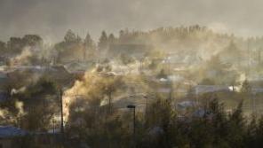 Contaminación ambiental recambio calefactores
