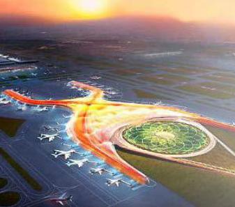 proyecto aeropuerto Ciudad de Mexico