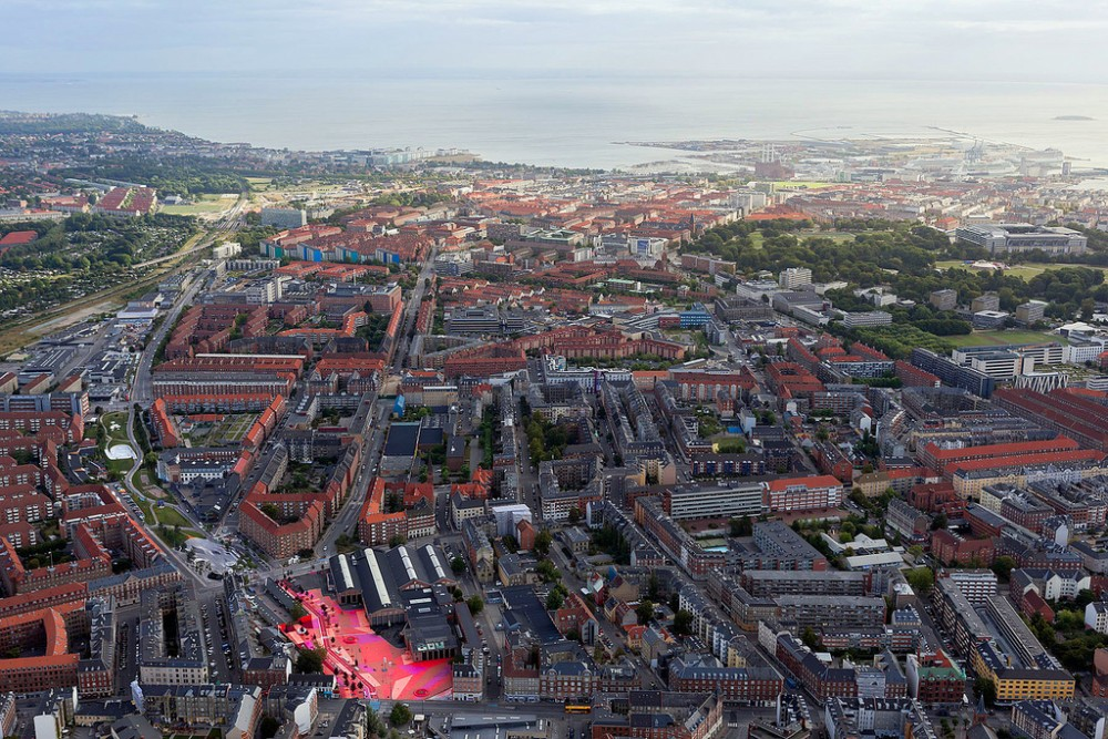 Copenhague, Dinamarca. © 準建築人手札網站 Forgemind ArchiMedia, vía Flickr.